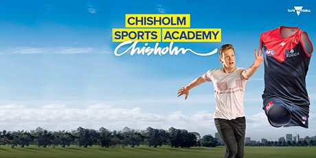 Chisholm Sports Academy Football and Netball Information Session tickets