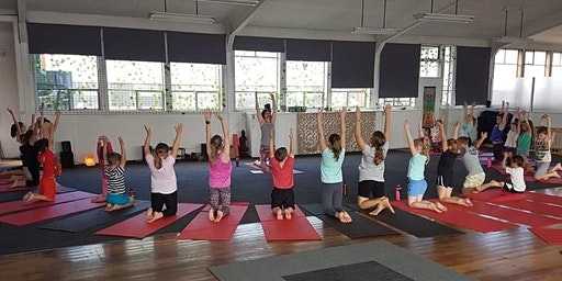 Calmer Kids - School Holiday Yoga