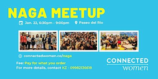 #ConnectedWomen Meetup - Naga (PH) - January 22