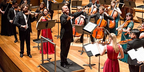 Conservatory Orchestra Series:Gábor Takács-Nagy Conducts Vienna's Big Three tickets