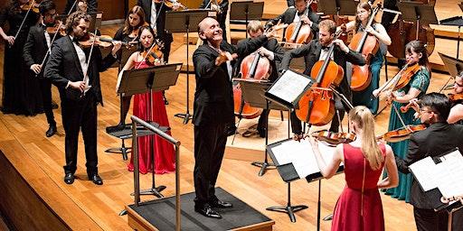 Conservatory Orchestra Series:Gábor Takács-Nagy Conducts Vienna's Big Three