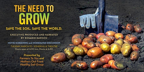 'The Need to Grow' Film + Conversation tickets
