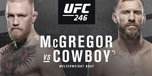 McGregor vs Cowboy