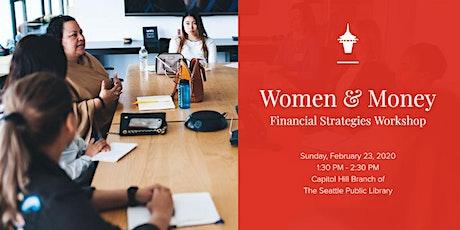 Lean In Seattle | Women and Money: Financial Strategies tickets