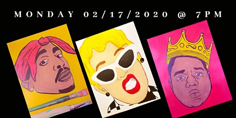 'Hip Hop' Paint Night at S&P Restaurant tickets