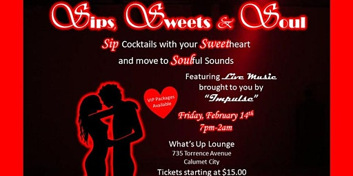 Valentine's Day Sips, Sweet & Soul