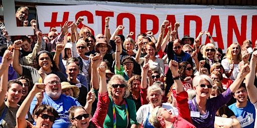 Brisbane #StopAdani Planning Day