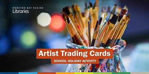 Artist Trading Cards (11-17 years) - Woodford Library