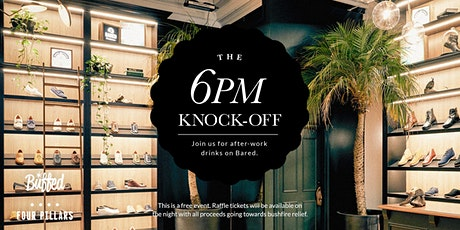 The 6PM Knock-Off by Bared Footwear Mens tickets