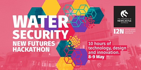 New Futures Hackathon for Water Security tickets