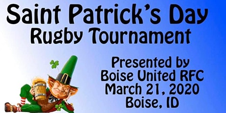 St. Patrick's Day Rugby Tournament tickets
