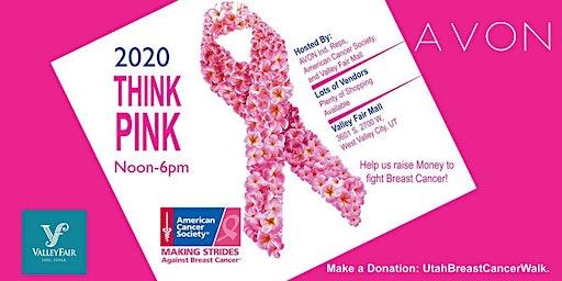Think Pink Breast Cancer Event Vendor Signup