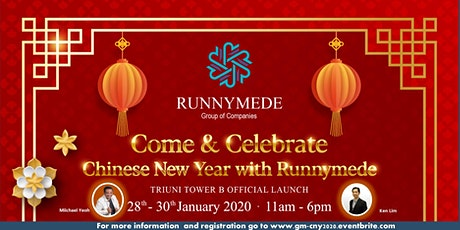 CNY Celebration With Runnymede tickets