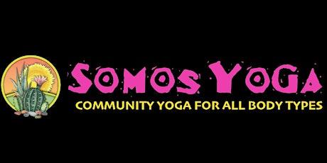 Somos Yoga - Community Yoga tickets