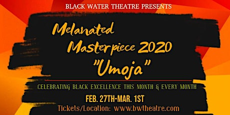 Melanated Masterpiece 2020: Networking/ Panel Discussion tickets