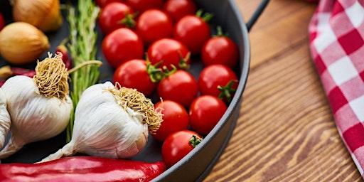 Mediterranean Vegan Dinner