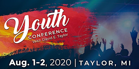 Youth Conference tickets