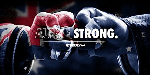 Aussie Strong. Roll For Australia Bushfire Appeal BJJ Seminar - Brisbane