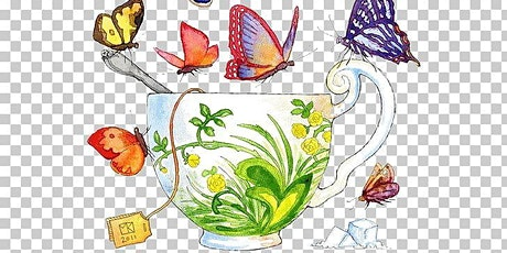 Bees and Butterflies Tea tickets