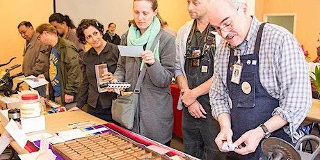 Exhibitor Registration - 2020 SF Bay Area Printers' Fair & Wayzgoose tickets
