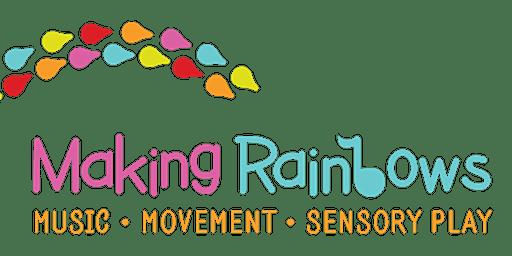 Mini Making Rainbows 2020