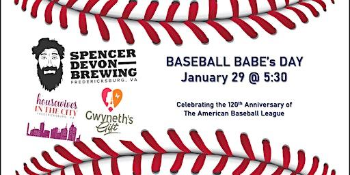 Spencer Devon's Baseball Babe's Day