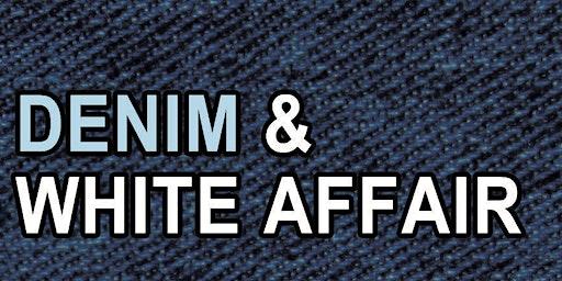 "Ladies Night ""Denim & White"" Affair FUNKY, FANCY Shoe Edition"