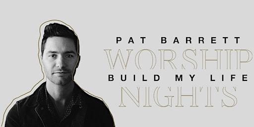Pat Barrett Build My Life Worship Nights Tour - Food for the Hungry Volunteer - San Antonio, TX