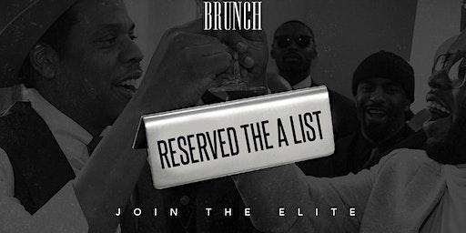 The A List Brunch