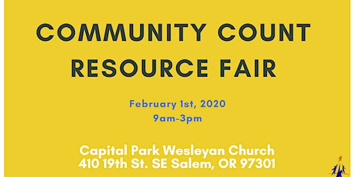 Community Count Resource Fair