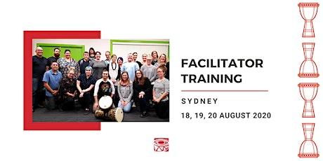 DRUMBEAT 3 Day Facilitator Training | Sydney tickets