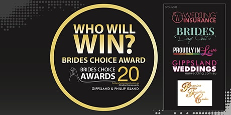 Gippsland & Phillip Island Brides Choice Awards Gala Cocktail Party 2020 tickets