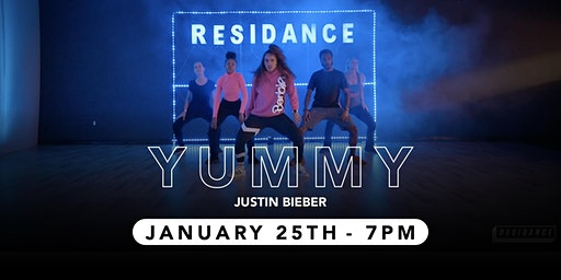 1/25 Urban Dance Class - Yummy by Justin Bieber | All Levels | By RESIDANCE