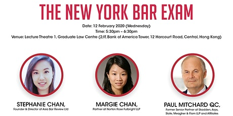 The New York Bar Exam tickets