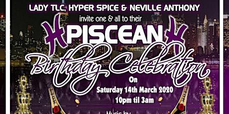 Piscean Birthday Celebration tickets