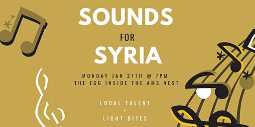 Sounds for Syria