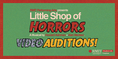 Little Shop of Horrors Video Auditions tickets