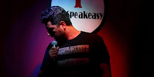 Slice of Comedy Headlining Andres Taboada