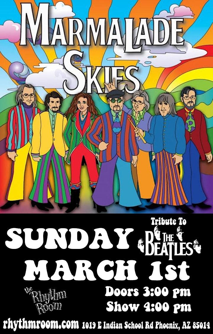 Marmalade Skies (Performing music of The Beatles) image