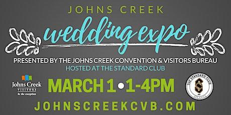 Johns Creek Wedding Expo tickets