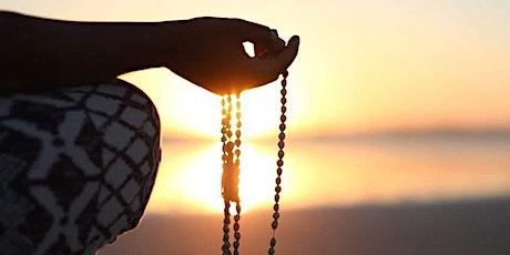 Meditation and mantra workshop tickets