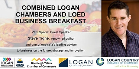 Joint LOED and Combined Logan Chambers Business Breakfast 2020 tickets