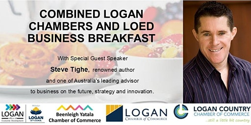 Joint LOED and Combined Logan Chambers Business Breakfast 2020