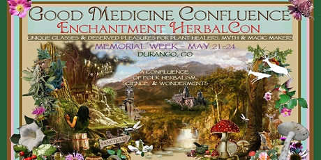 2020 Good Medicine Confluence: Enchantments tickets