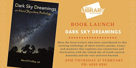 Book launch: Dark Sky Dreamings tickets