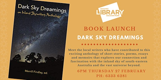 Book launch: Dark Sky Dreamings