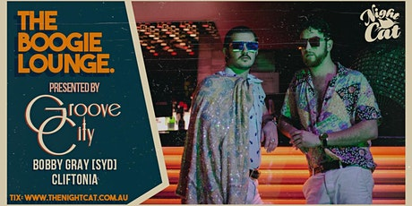 The Boogie Lounge presented by Groove City tickets