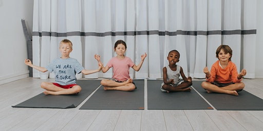Toddler Yoga Course 3-5 Years
