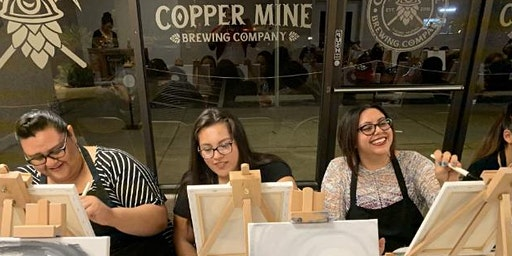 Lunar New Year Paint Night @ Copper Mine Brewing Co