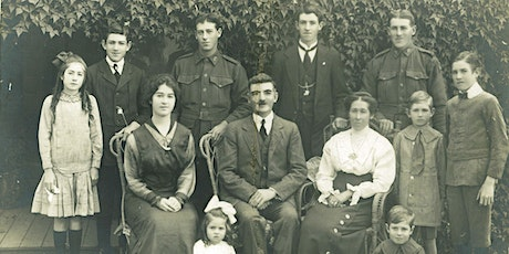 Family History Writing Workshop tickets